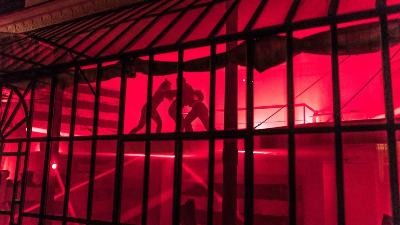 Performance «Espacios Interiores»